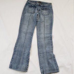 Southpole Jeans w/Pocket Bling Juniors 9